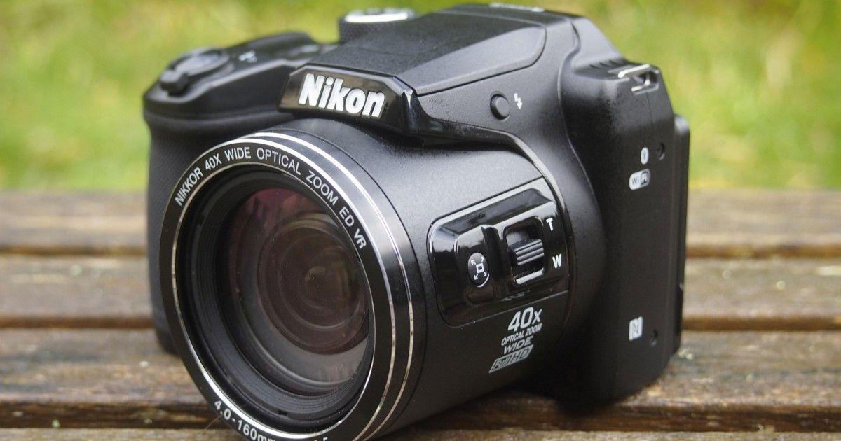Appareil photo bridge Nikon CoolPix B500