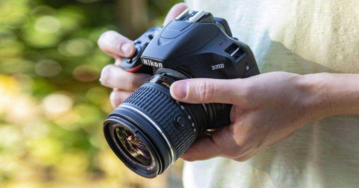 Appareil photo Nikon Reflex D3500