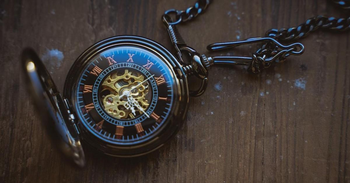 Comment choisir sa montre à gousset pour hommes?