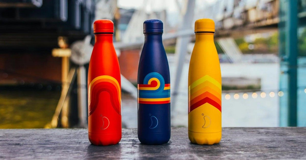 Bouteille isotherme Chilly's Bottle