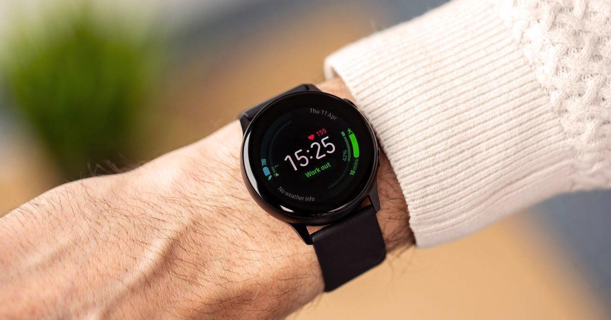 Montre connectée Samsung Galaxy Watch Active 2
