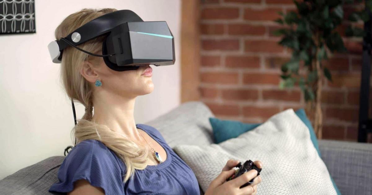 Casque de réalité virtuelle Pimax 5K Plus