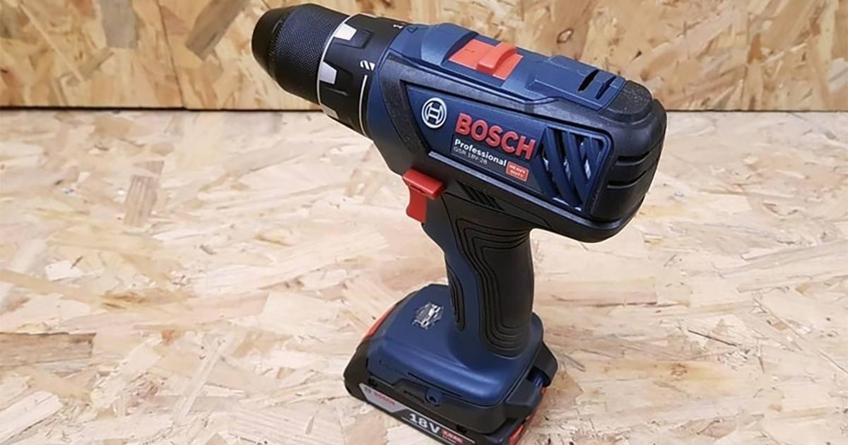 Visseuse sans fil Bosch GSR 18V-28 Professional