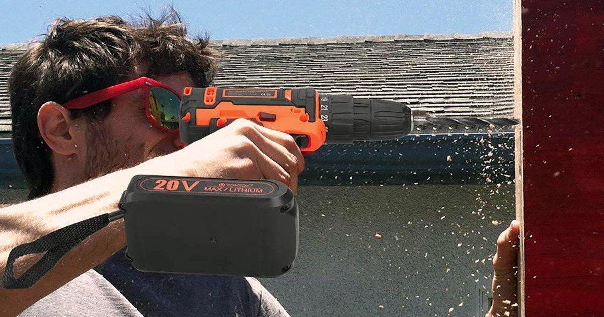 Visseuse sans fil V Vontox 20V