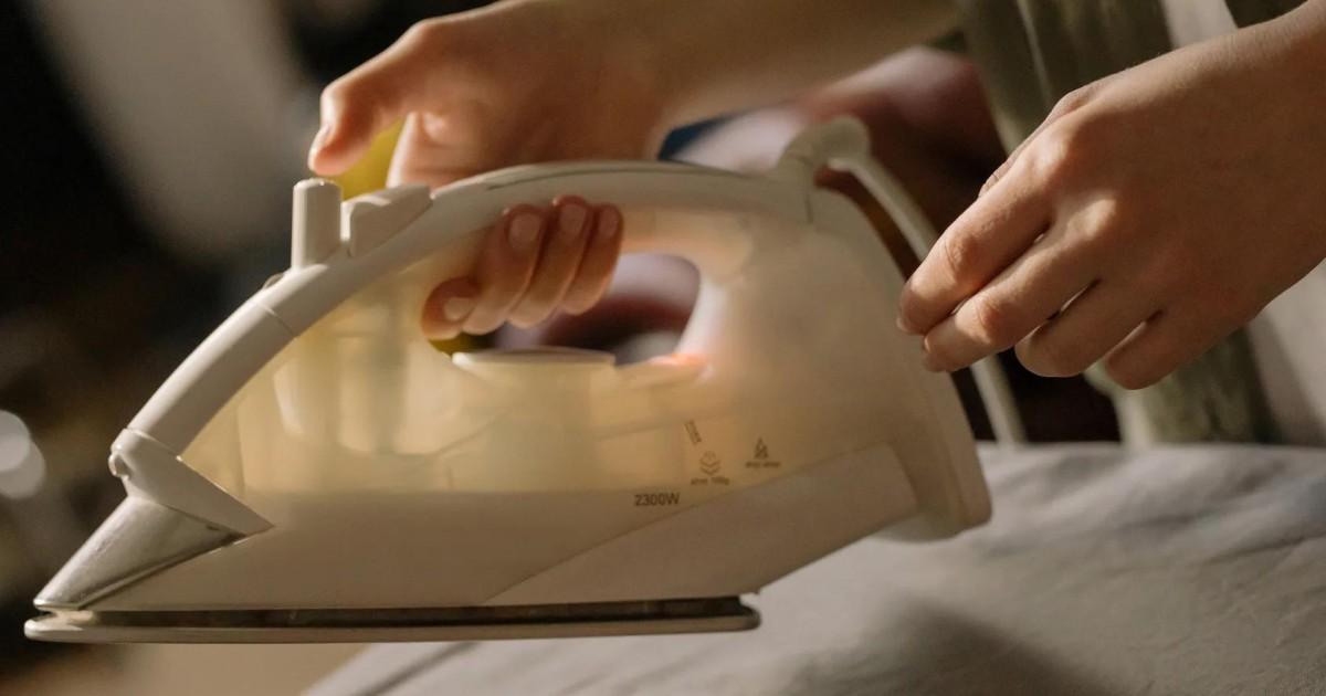 Repassage à la maison : nos astuces pour repasser vite avec efficacité