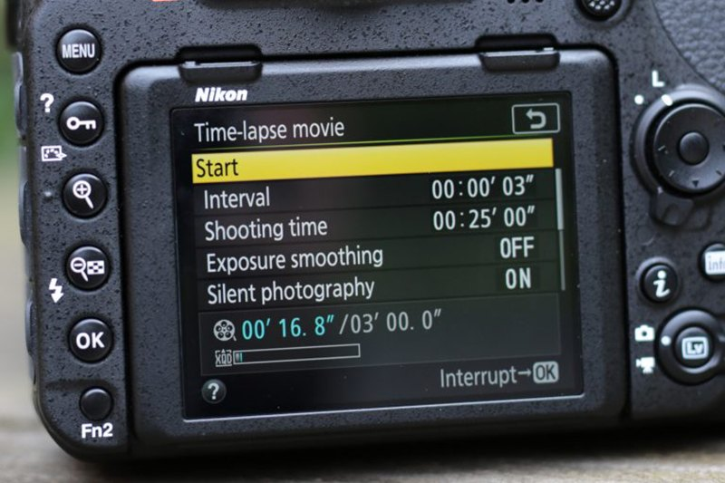Vidéo Nikon D850