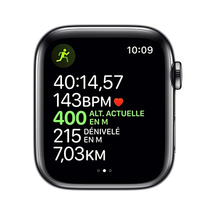 Montre connectée Apple